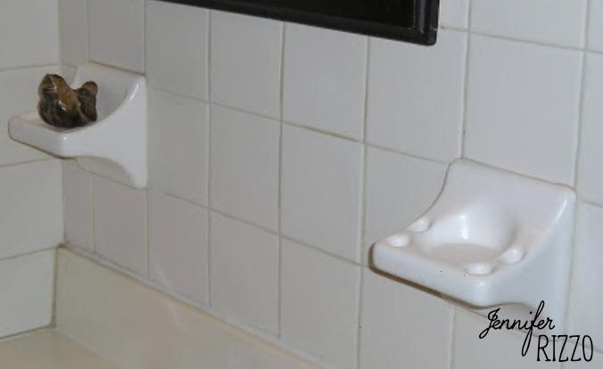 A Solution for Useless Bathroom Ceramic Holders…