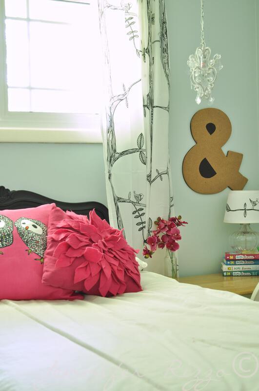 Modern Tween bedroom make over…One room, Three different ways…Day 3…