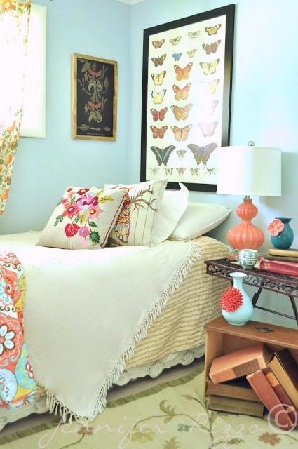 A Modern Bohemian room ....One Room, Three different ways ... on Boho Modern Bedroom  id=85691