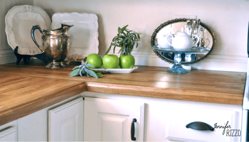 Sealing and Maintaining wood countertops with oil