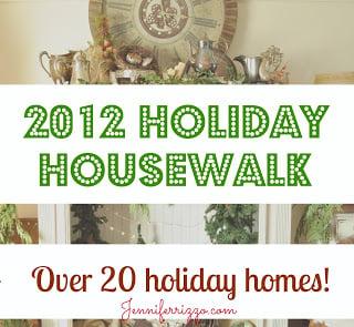 Holiday house walk round-up….2012