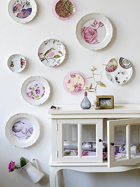 For the love of a plate display wall…