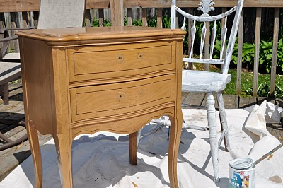 Petit market furniture make overs…