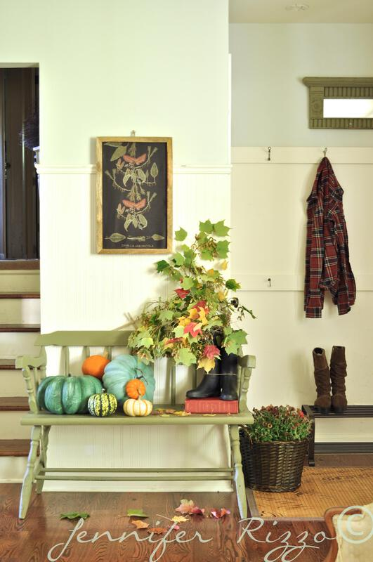 Favorite fall decor projects