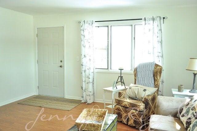 Jennifer rizzo interior grey door