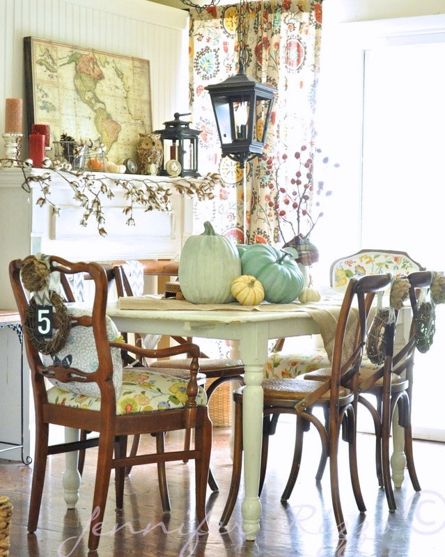 Welcome to My Fall Home! The Finding Fall Home Tour…..