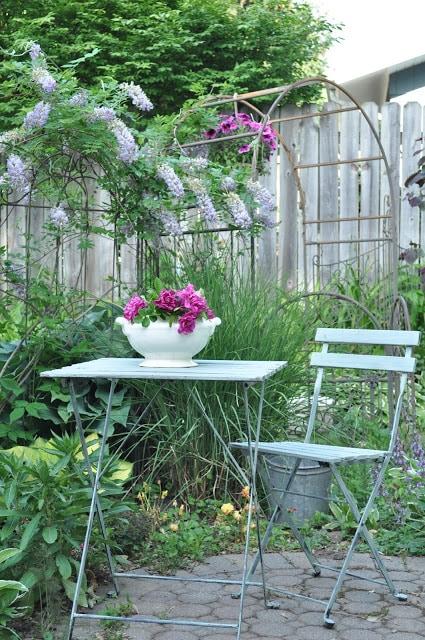 My Garden tour  and garden ideas….