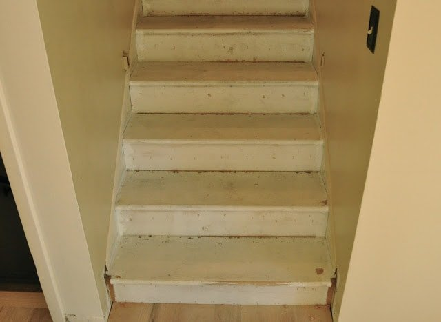 Refinished stairs and construction questions….