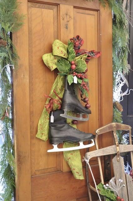 Horton's of Tipton's beautiful holiday decorating ideas….
