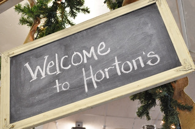 Horton of Tipton's part 1…beautiful holiday decor……
