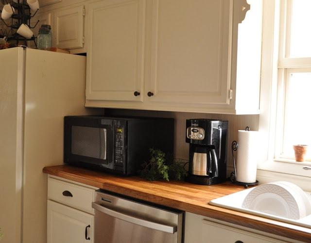 Kitchen details….