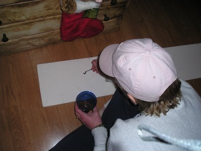 How to Host a DIY Holiday Sign Painting Party…