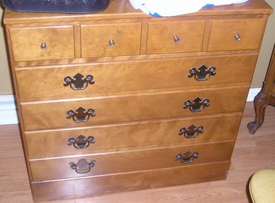 Painted Ethan Allen Furniture Makeovers