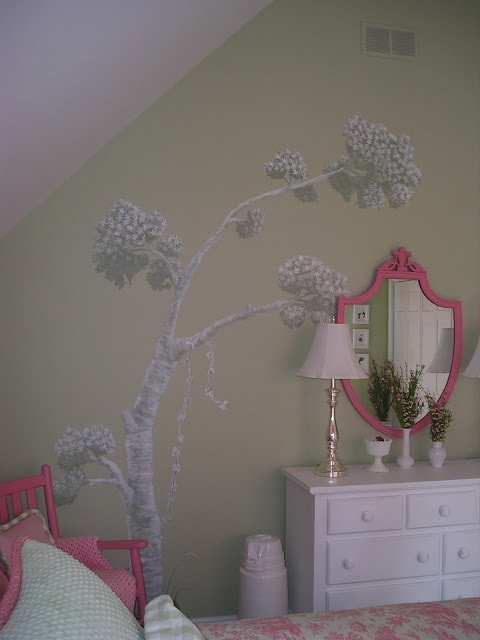 Adding timeless toile to home decor…..