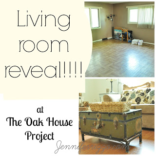 Light and bright cottage living room remodel…..
