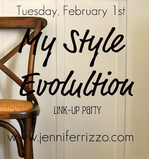 Welcome to the My Style Evolution Party!!!!