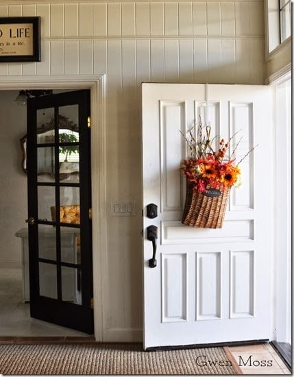 Saturday Fall decorating and Inspiration…