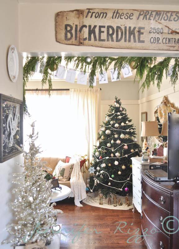O beautiful Christmas tree…
