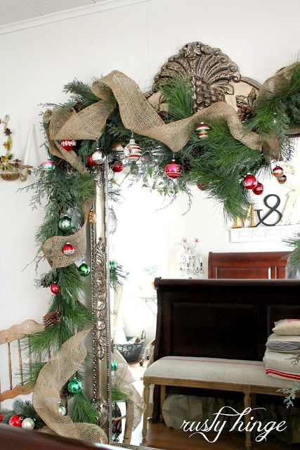 The homes of Christmas Past…
