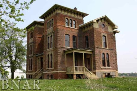 Forgotten and abandoned jennifer rizzo for Italianate homes for sale