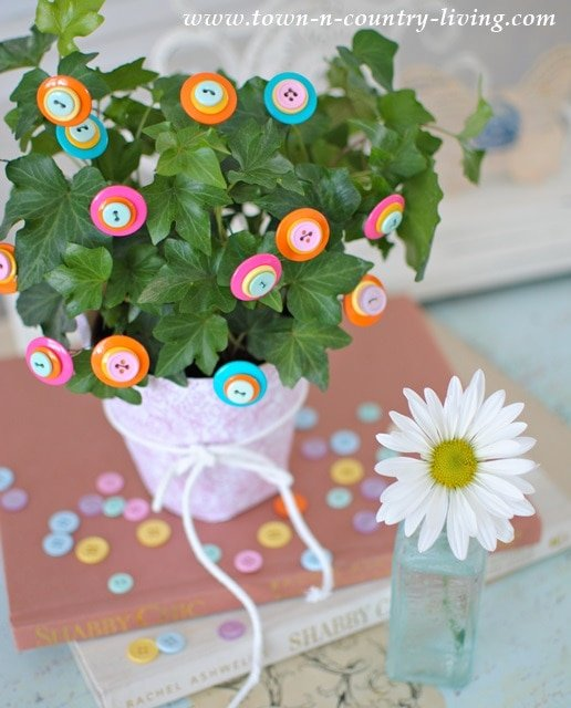 Easy Button Art Projects