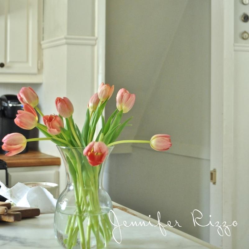 My Spring kitchen….