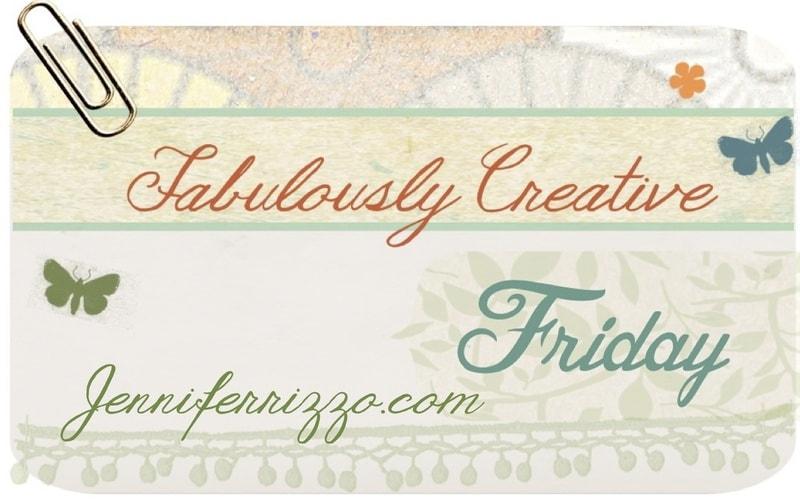 Fabulously Creative Friday…