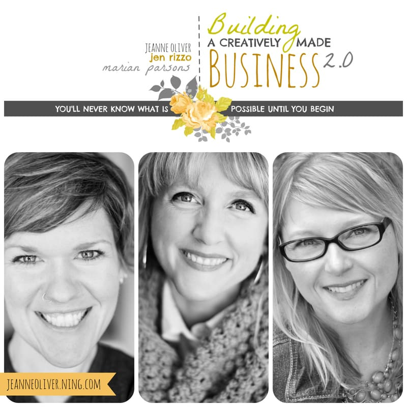 Building a Creatively Made Business 2.0…