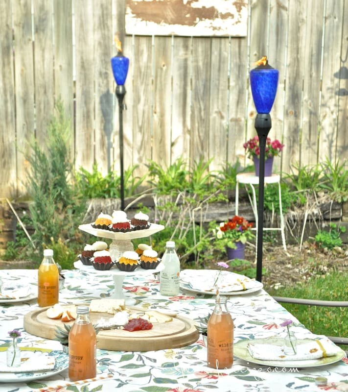 Ideas For Backyard Parties: Outdoor Party Ideas For Just The Girls....