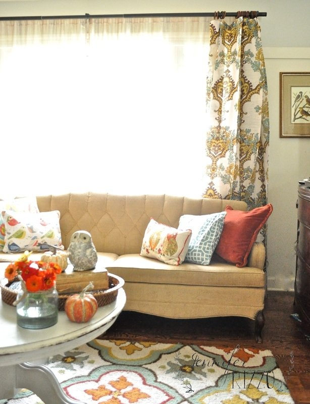 My Fall home tour part one