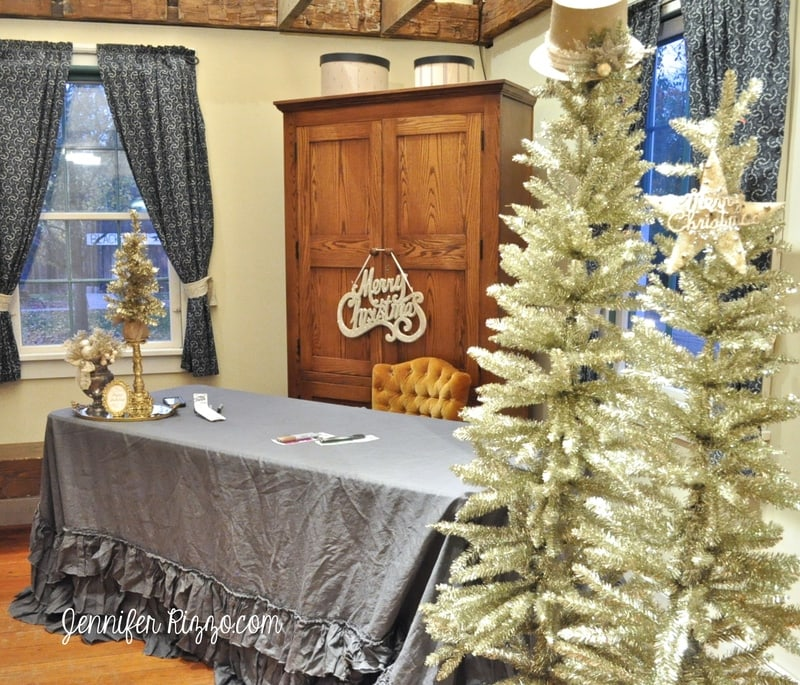 Creatively Christmas book launch party
