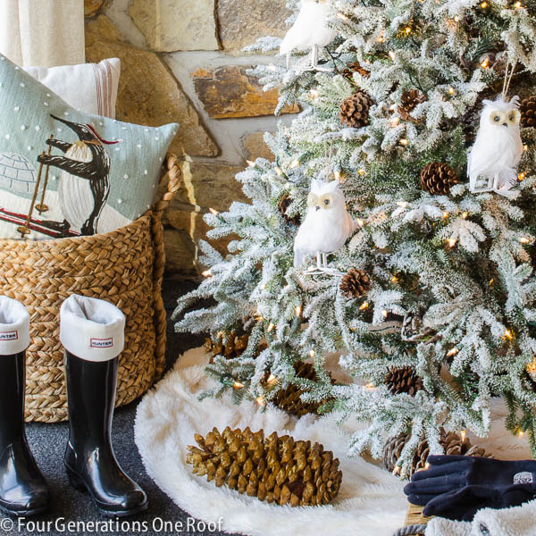 12 amazing Christmas trees and a big giveaway!!!