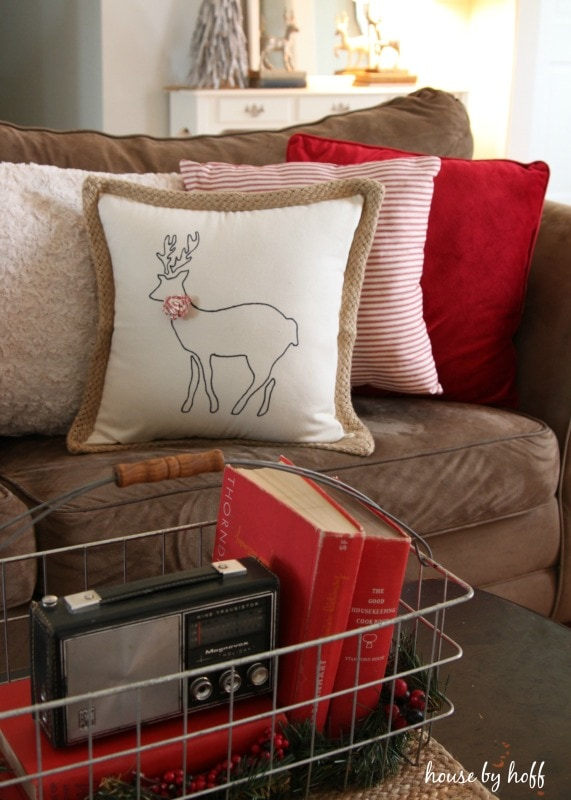 Amazing projects with Christmas stencils