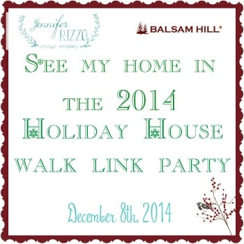 Holiday House walk 2014 link party!!