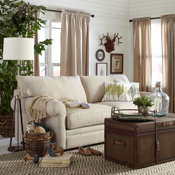 Great ideas for a smaller room