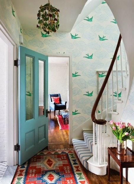Pretty bird wallpaper