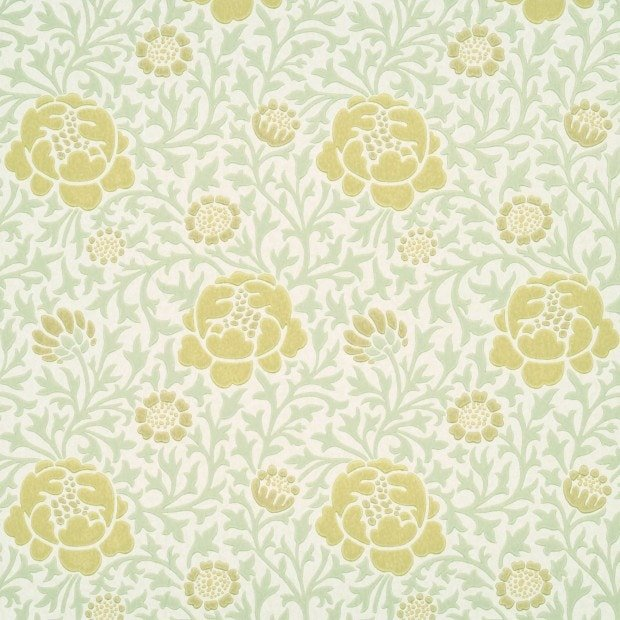 pretty vintage inspired wall paper