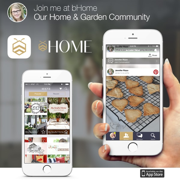 bHome with us…The bHome app!