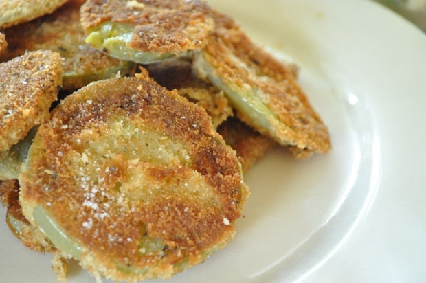 Great fried green tomatoes recipe