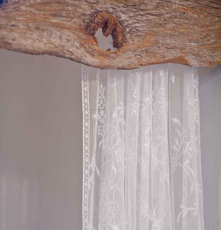 Fit Crafty Stylish And Happy Guest Bathroom Makeover: Rustic Barn Wood Bathtub Valance