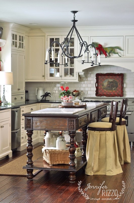 Amazing And Smart Tips For Kitchen Decorating Ideas: Converted Horse Barn To Amazing Home From The Book