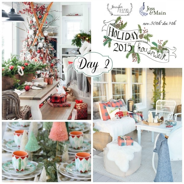 Holiday house walk 2015 day 2!!