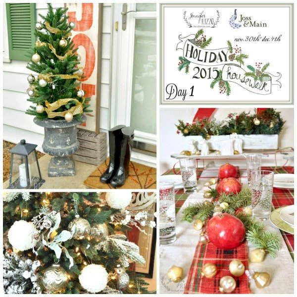Holiday House walk 2015 Day 1!