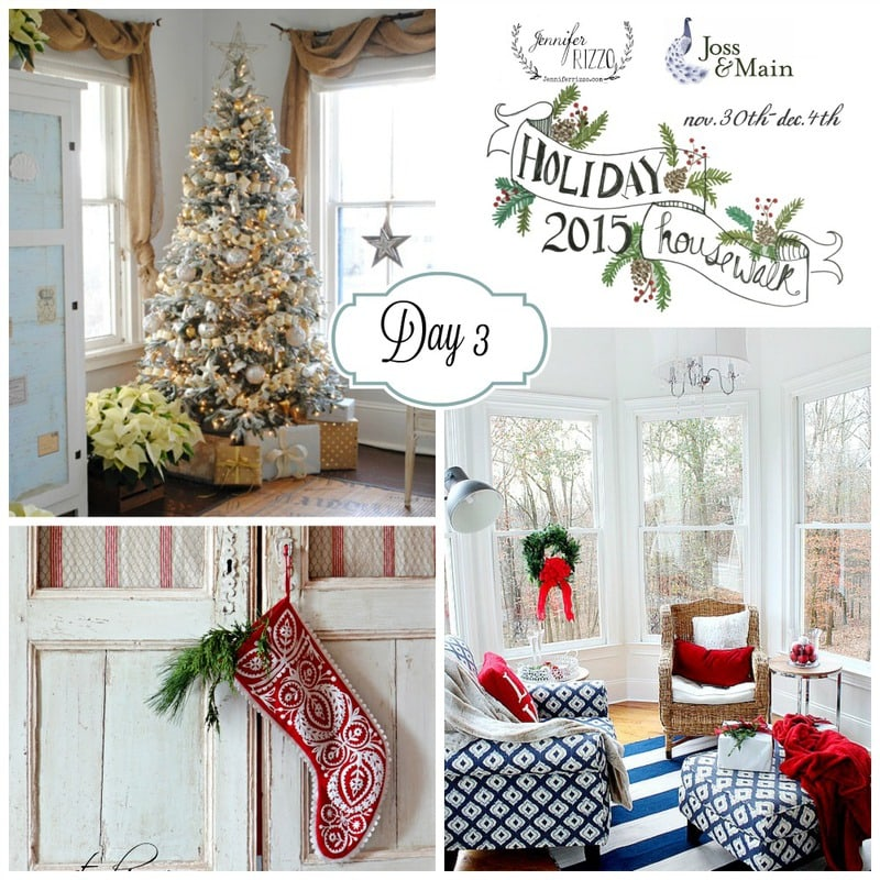 Holiday House walk 2015 day 3!!