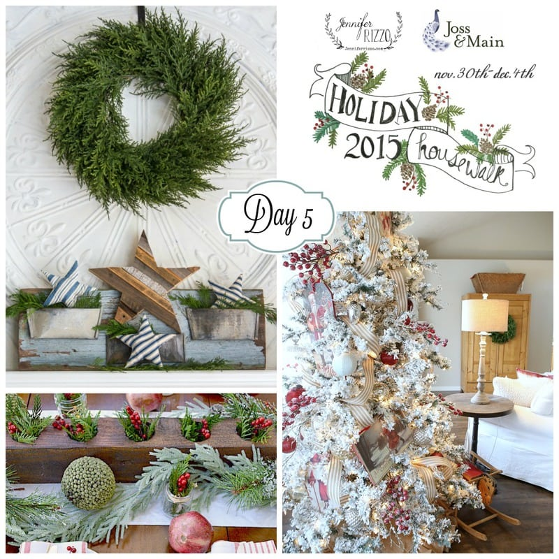 Holiday house walk 2015 day 5!!