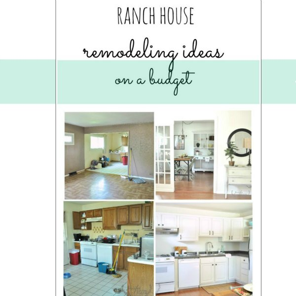 Ranch House Remodeling Ideas On A Budget