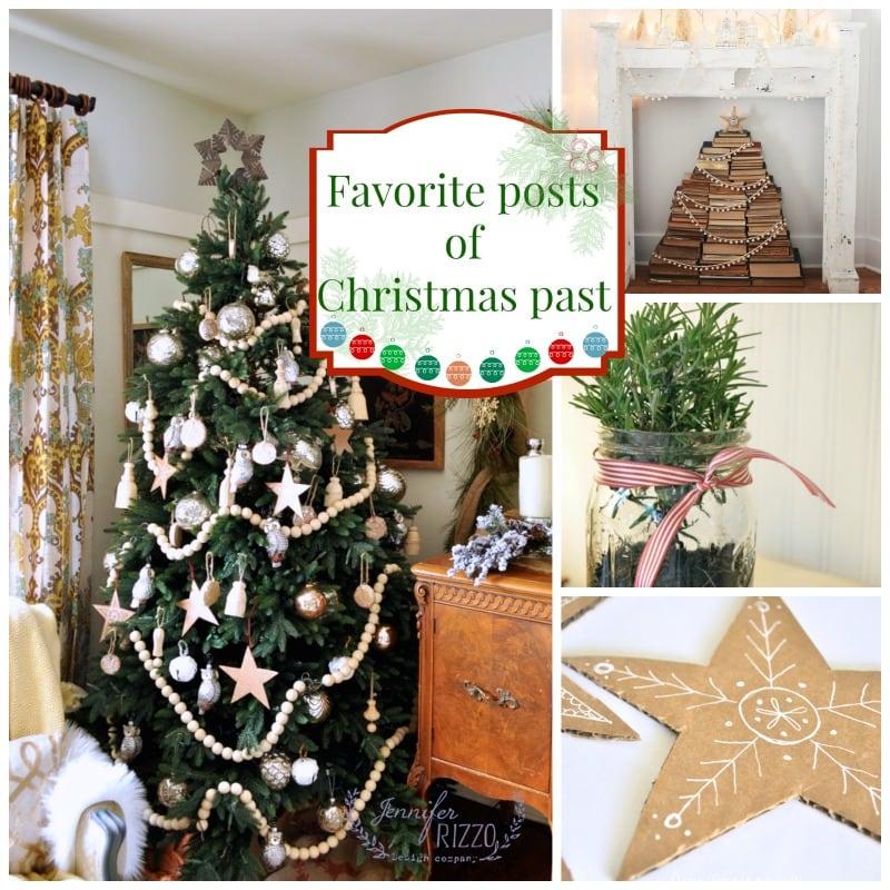 Favorite Christmas blog posts