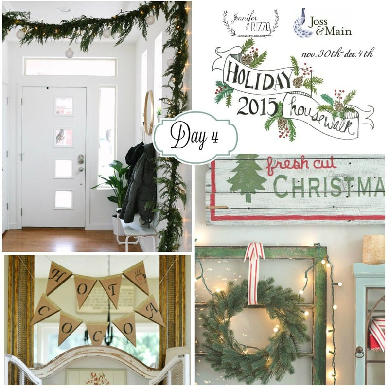 Holiday house walk 2015 day 4!!