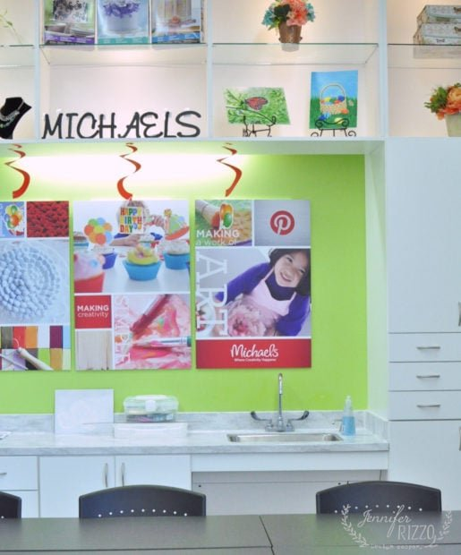 Classes and more at Michaels #sponsored
