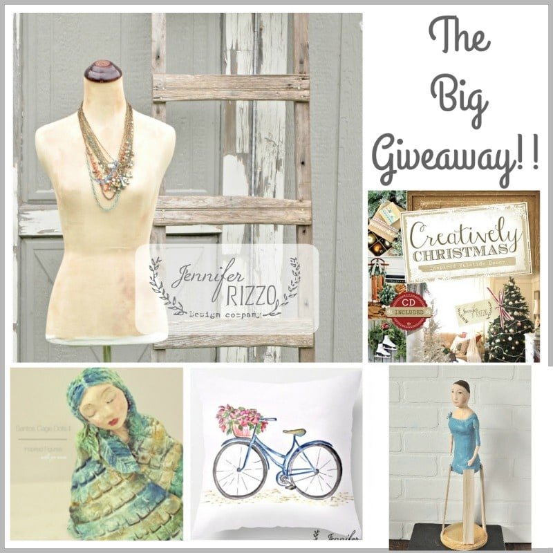 Santos doll class 2 and a big giveaway
